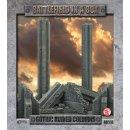 Gothic Ruined Columns