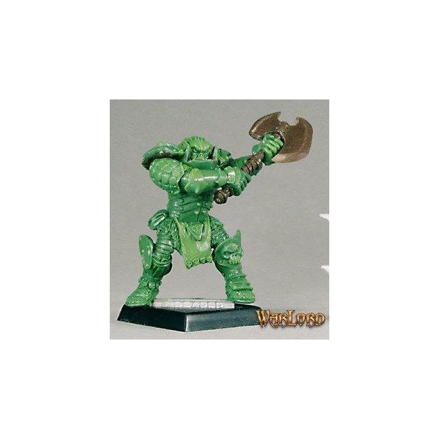 Varaug, Orc Warlord (Alternate Sculpt)