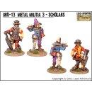 BRU-13 Metal Militia of Bruegelburg 3 - Scholars (2)