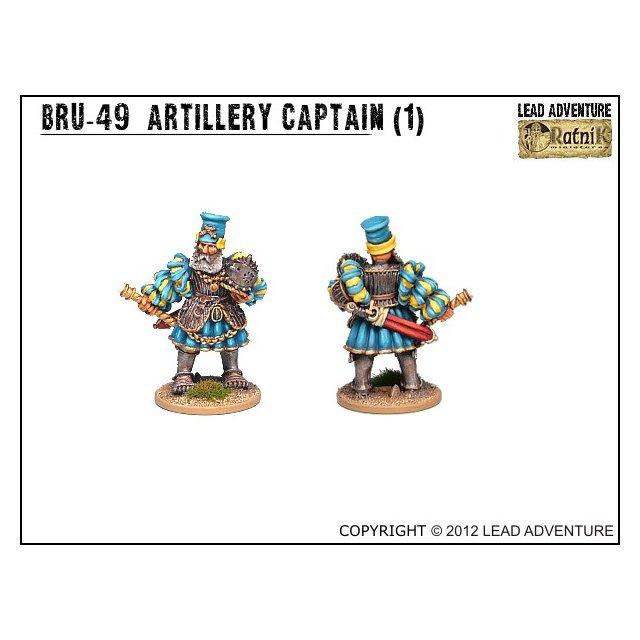 BRU-49 Artillery Captain (1)
