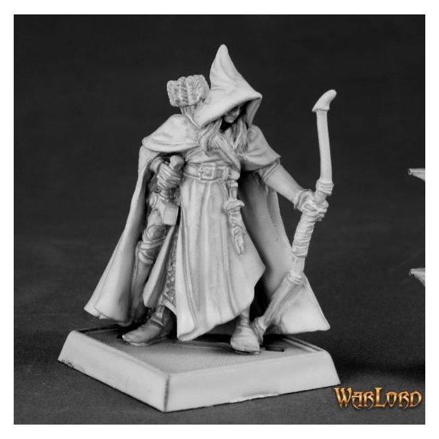 Arthrand Nightblade, Wood Elf Sergeant