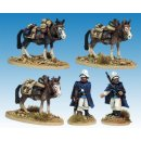 Legion Mounted Company Mule holders