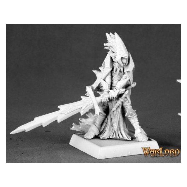Avrix Dirthe, Dark Elf Champion