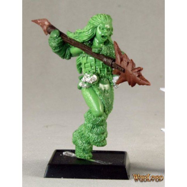 Kaya the Reaper, Female Barbarian Sergeant