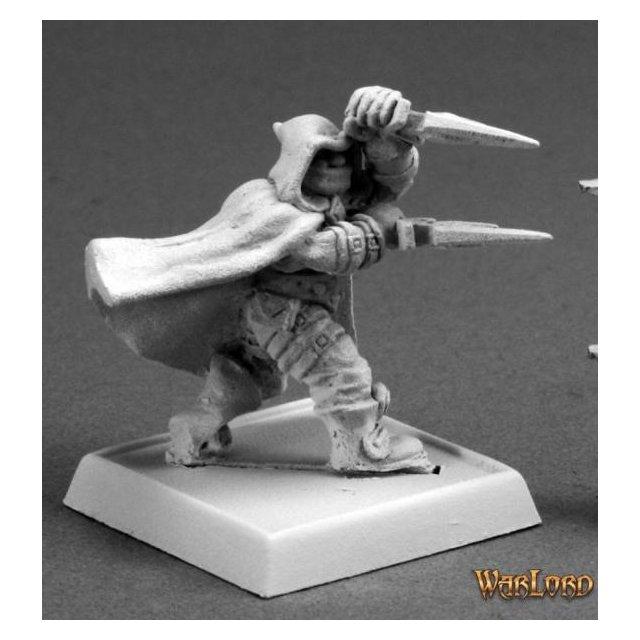 Grond, Dwarf Assassin