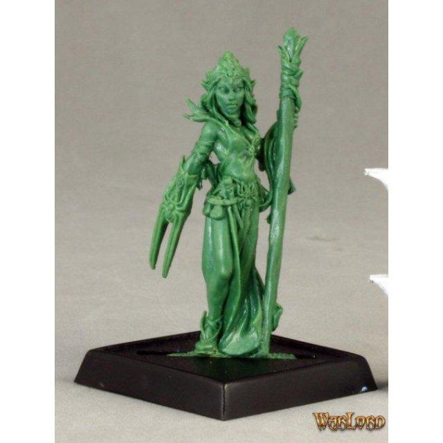 Dhalea Duormidhaz, Dark Elf Wizard