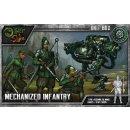 Mechanized Infantry -  Unit Box (7 Models)