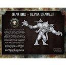 Alpha Crawler - Gibbering Hordes Titan Box