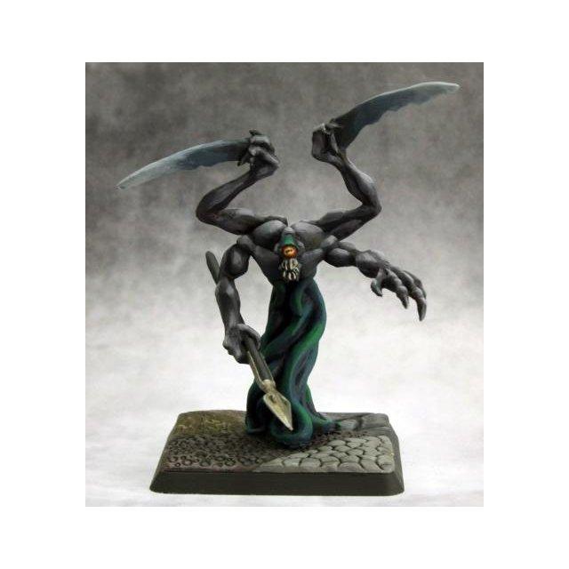 Zeshin Nightcreeper, Darkreach Demon
