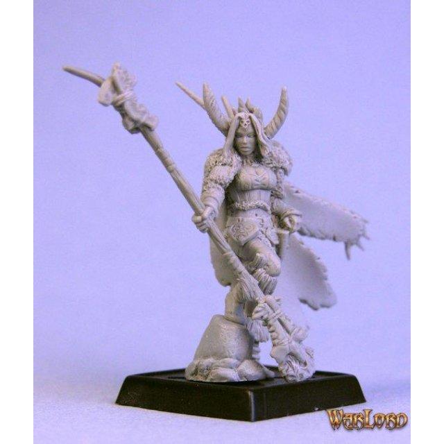 Nadezhda the White, Ice Sorceress