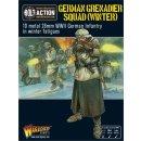 German Grenadiers in Winter Clothing