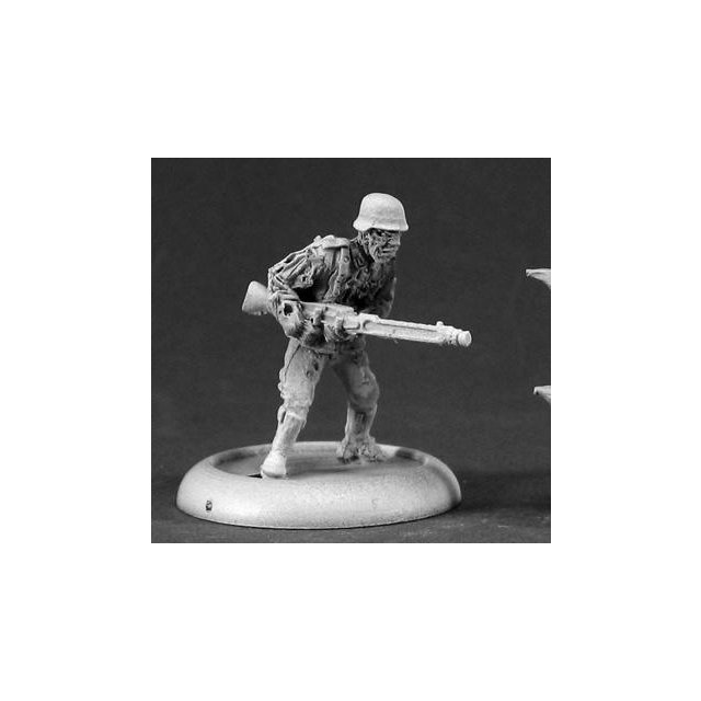 Kroid Machine Gunner