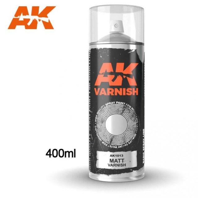 AK Matt Varnish 400ml