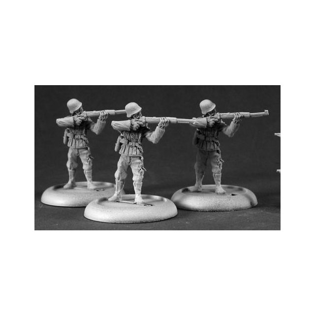 Kroid Infantry Pack