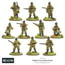 Belgian Infantry Squad
