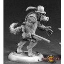 Jesse Moonwalker, Werewolf Tracker