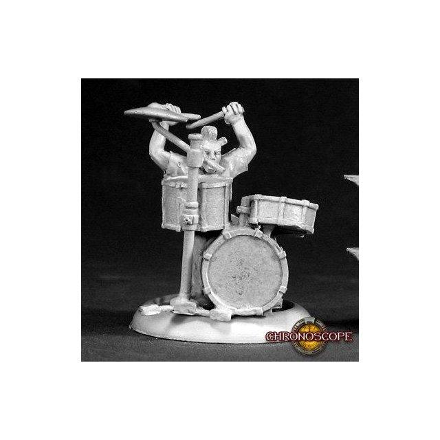 Toad, Punk Rock Drummer