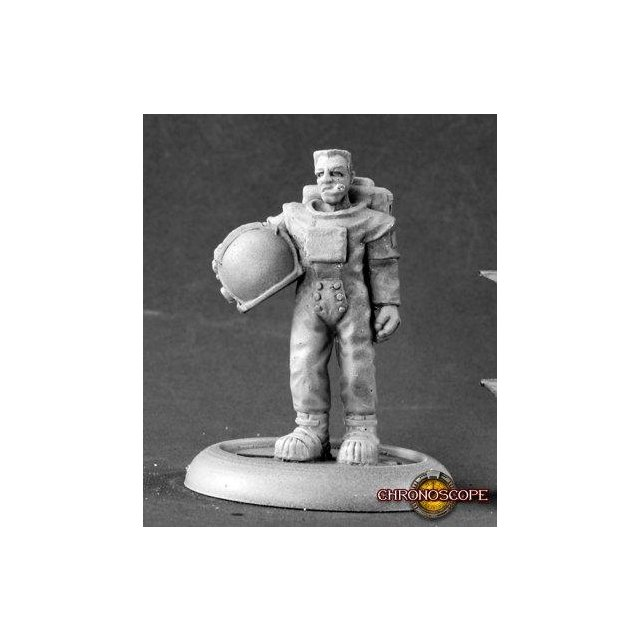Duke Jones, Astronaut