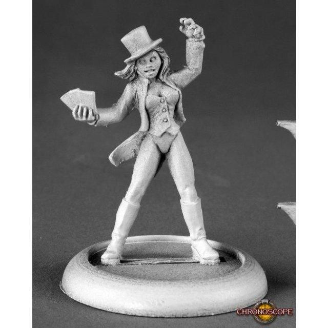 Yvette, Magicians Assistant