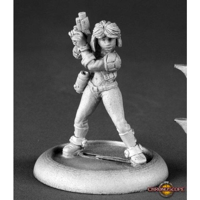 Jessica Blaze, Smuggler