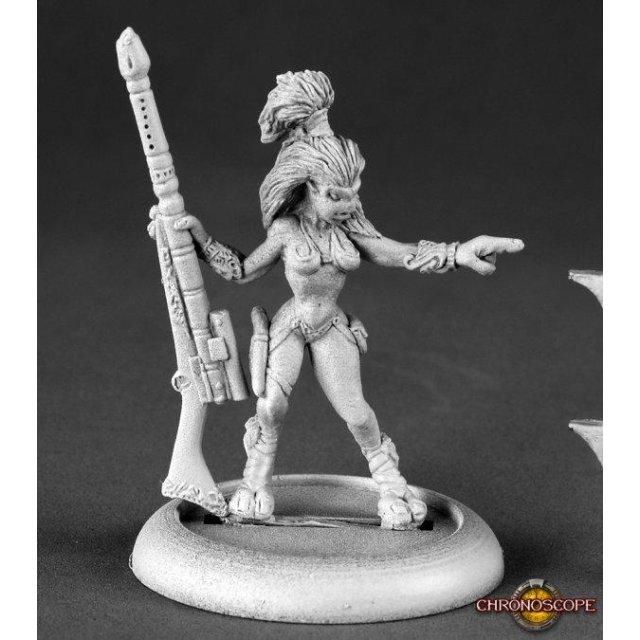 Female Andromedan Hunter