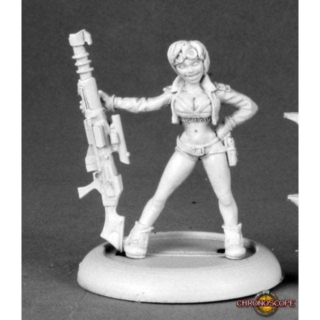 Gretha, Female Sniper