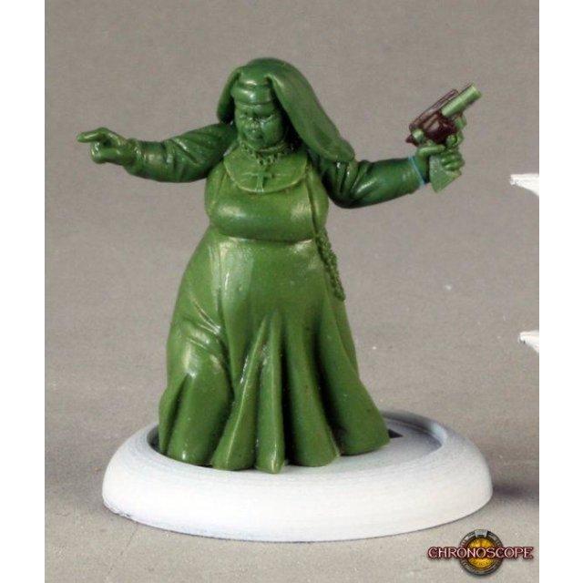 Sister Maria, Nun