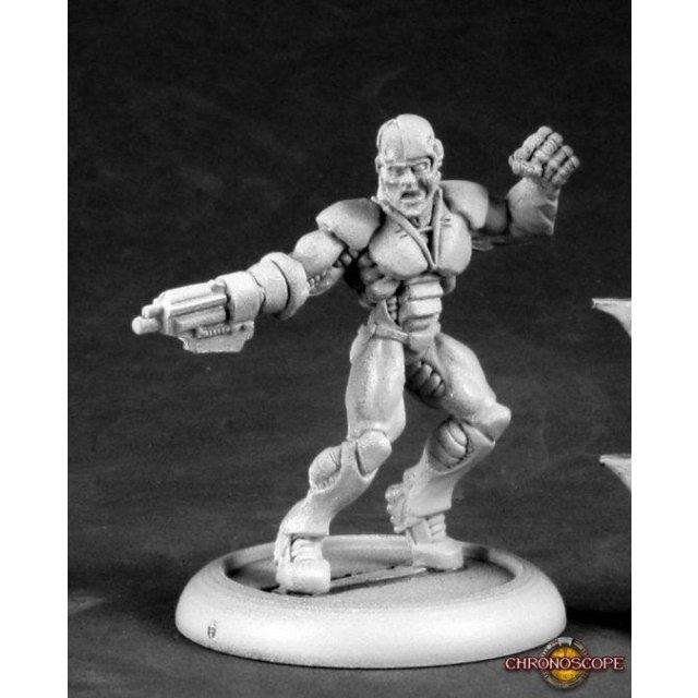 Slade, Cyborg Hero