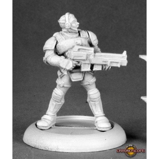 Garvin Markus, Nova Corp Hero