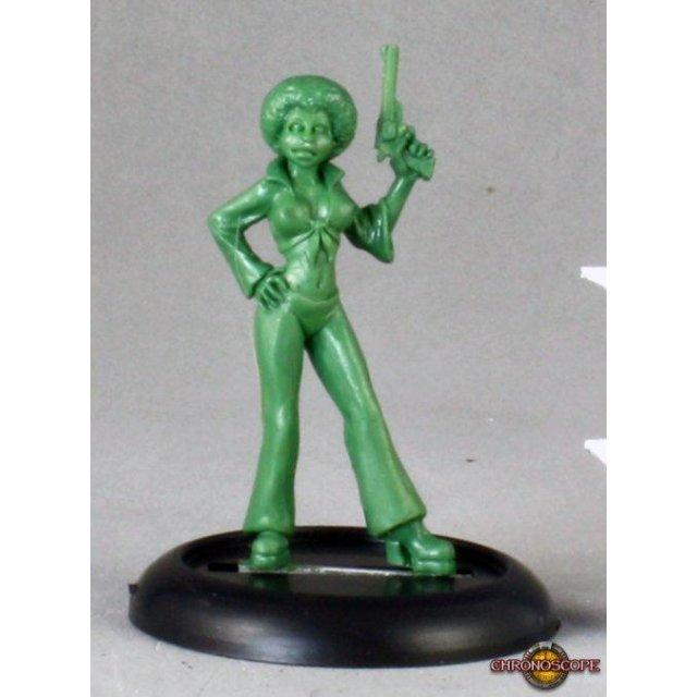 Ebony Foxx, Modern Heroine