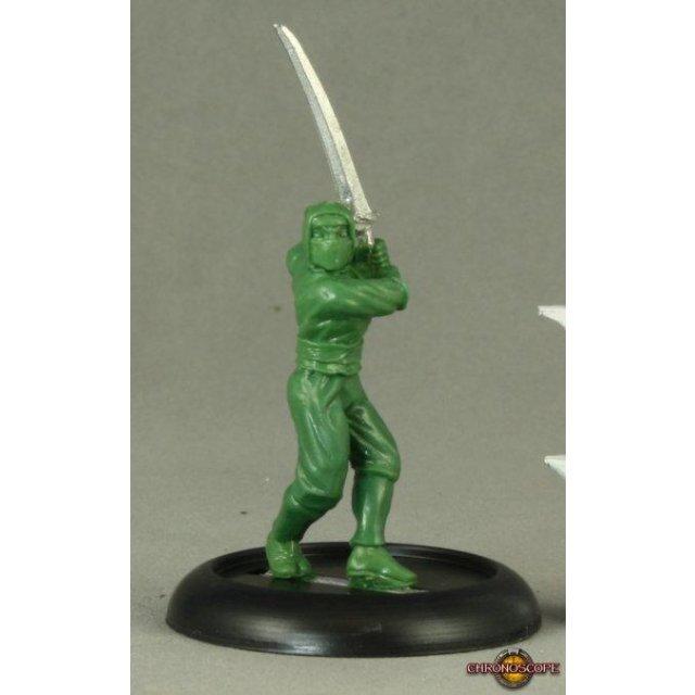 Ninja of the Ghost Dragon Clan
