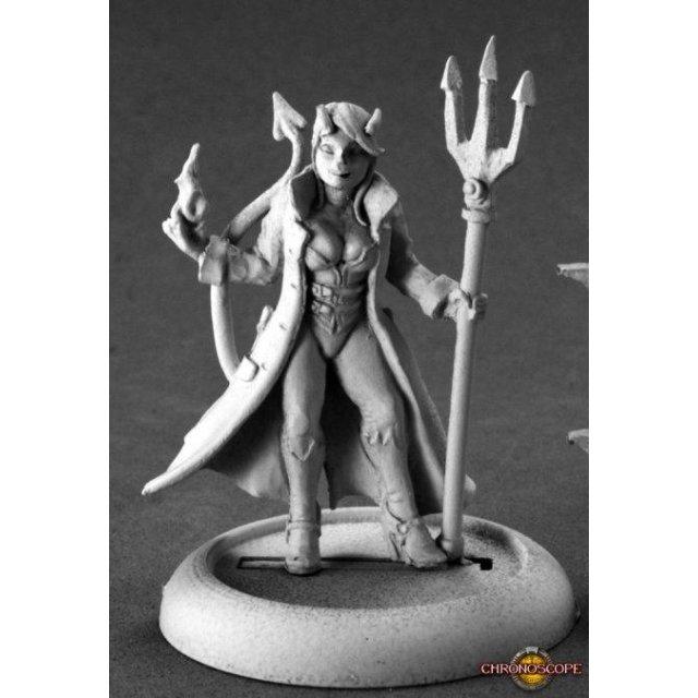 Devil Girl, Supervillain