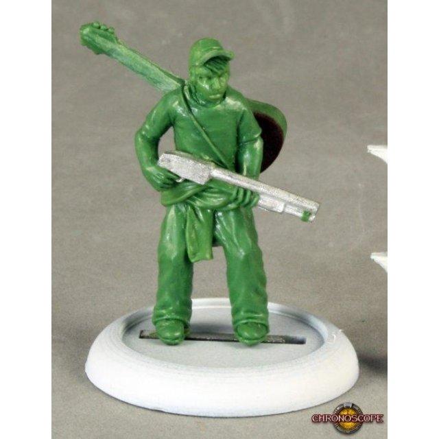 Gallup, Zombie Survivor