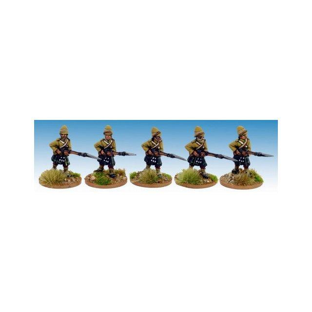 Highlanders Advancing II (4)