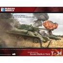 T-34/76  Tank -  Early & Mid War