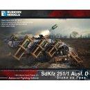 SdKfz 251/1 Ausf. D Stuka zu Fuss (28mm)