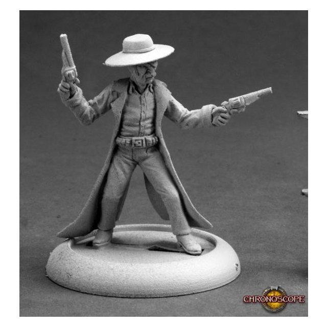 Deadeye Slim, Cowboy