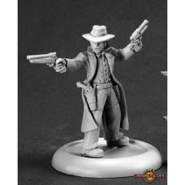 Hank Callahan, Gunslinger