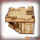 Part-Built Corner Store