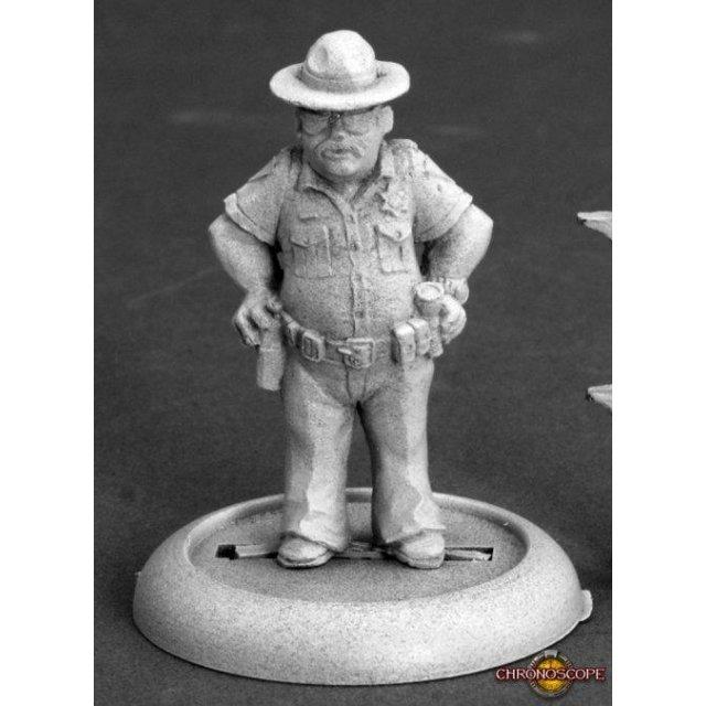 Joe Don Mitchell, Sheriff