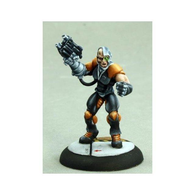 Keryx, Cyborg Assassin
