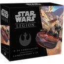 Star Wars: Legion - X-34 Landgleiter Erweiterung DE/IT