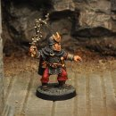 Hobgoblin Sub-chief with Barbed Whip