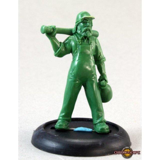 Billy Joe, Zombie Hunter