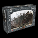 A Song of Ice & Fire - Tully Sworn Shields - DE