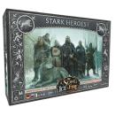 A Song of Ice & Fire - Stark Heroes 1 - DE