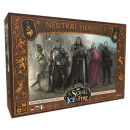 A Song of Ice & Fire - Neutral Heroes 1 - DE