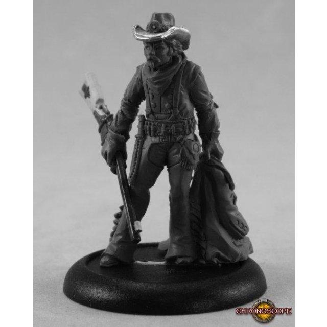 Batt Ridgeley, Sharpshooter