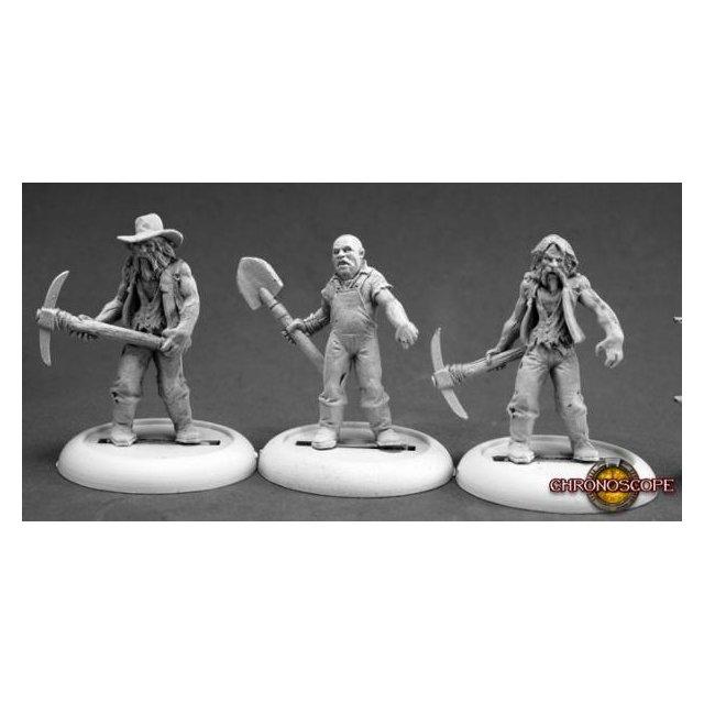 Zombie Miners