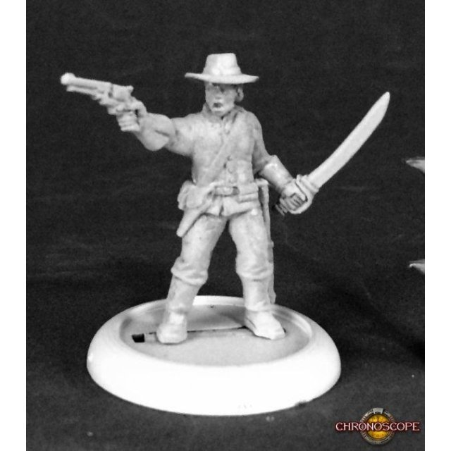 USCW Cavalry Officer